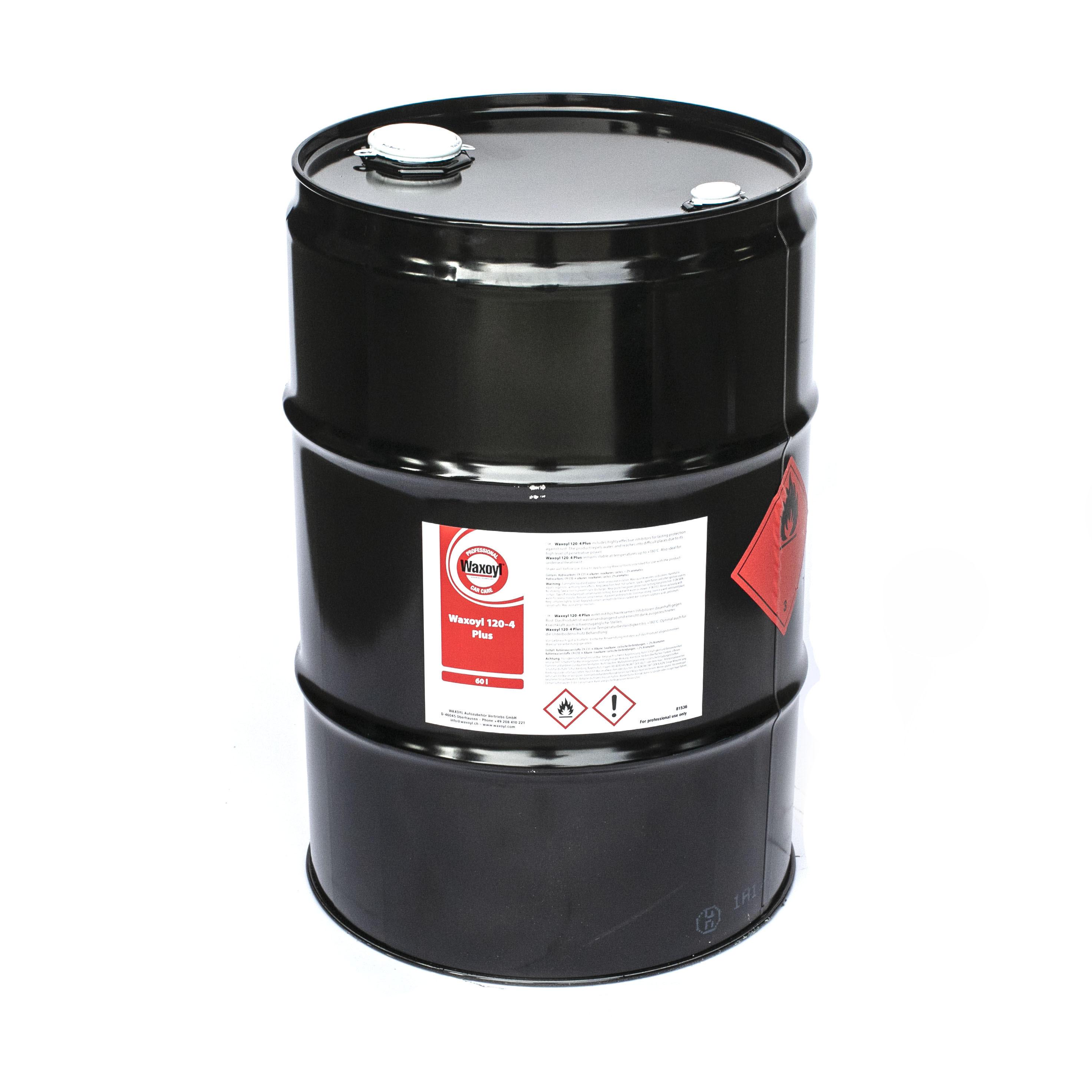 WAXOYL PRO 120-4 PLUS, 60L (15.8 GAL) KEG