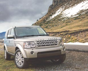 Land Rover LR4 Parts & Accessories