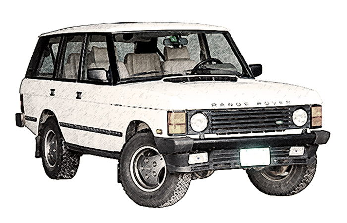 Range rover classic 1970 to 1995 parts accessories home for Classic house 1995