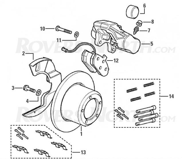 land rover brakes diagram range rover classic front brakes rovers north land rover parts  range rover classic front brakes