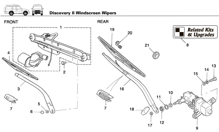 land rover discovery 3 front suspension diagram 2000