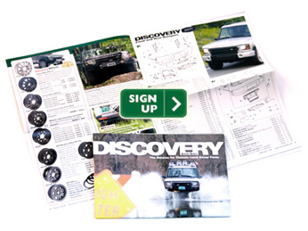Land Rover Discovery Restoration Guide