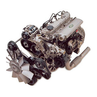 Land Rover Defender Engine