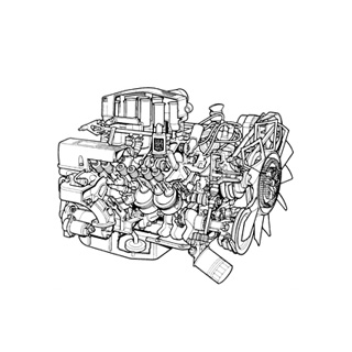 Land Rover Defender V8 Automatic & Flywheel