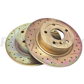 Land Rover Discovery II  Rear Brakes