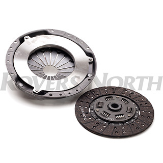 Land Rover Discovery I Manual Clutch