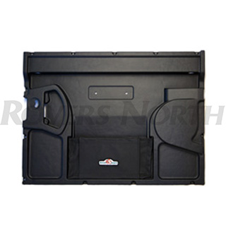 Footwells, Door Panels, Trim