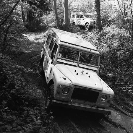 Land Rover Series II, IIA, & III Suspension Upgrades