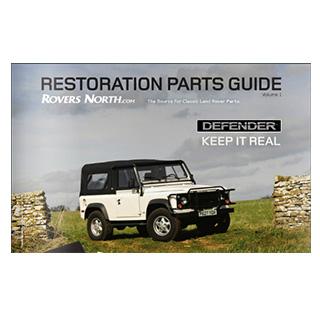 *Defender Restoration Guide