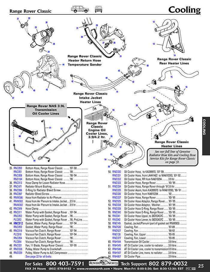 234 on power steering parts diagram