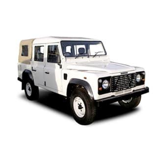 Land Rover Defender Exmoor Crew Cab & High Capacity Tops