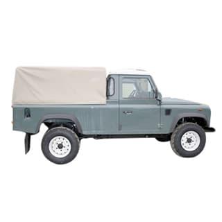 Land Rover Defender 110 Exmoor 3/4 Canvas Top