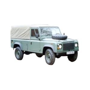 Land Rover Defender 110 Exmoor Full Canvas Top