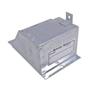 Splash Guard - Steering Box - Series IIA & III