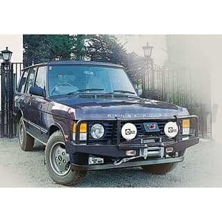 ARB Winch Bar - Range Rover Classic W / Winch Facility