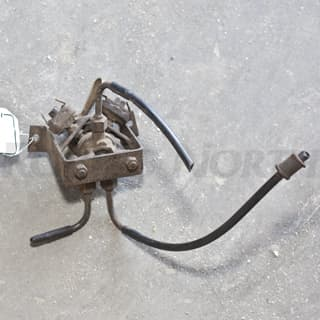 USED VALVE ASSY AUX FUEL TANK SERIES