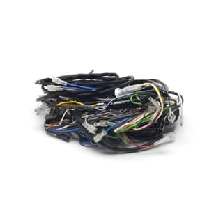 WIRE HARNESS LATE SER IIA w/ALTERNATOR
