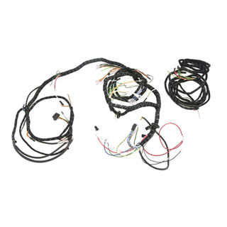 WIRE HARNESS 2.6 LITRE MAIN & REAR w/ALT