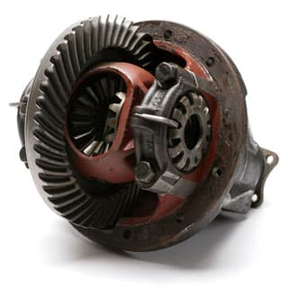 Land Rover Series II, IIA, & III Differential