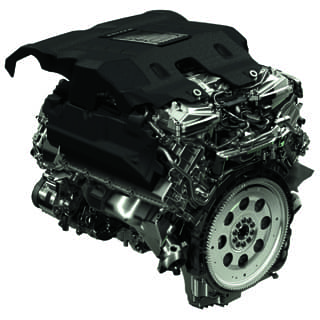 Range Rover Sport L320 Engine