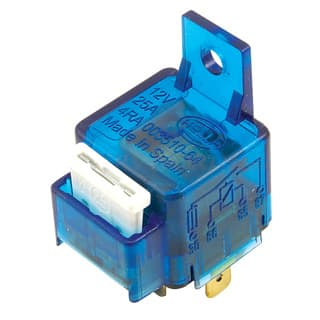 RELAY 25AMP w/FUSE