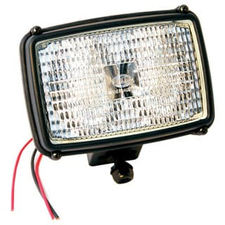 Worklamp  Twin Bulb