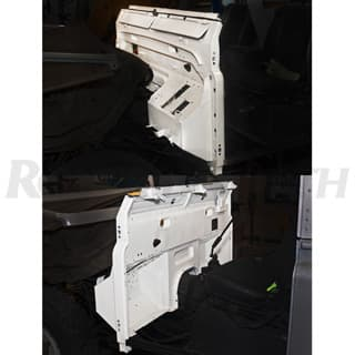Bulkhead Assembly LHD Defender