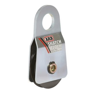 ARB SNATCH BLOCK- PULLEY FOR WINCH LINE