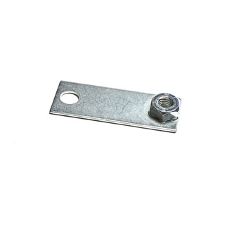 Nut Plate Rear Door Hinge Defender Puma
