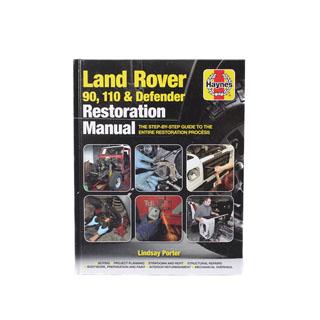 Restoration Manual Defender