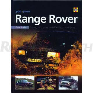 You & Your Range Rover Book    By Dave Pollard