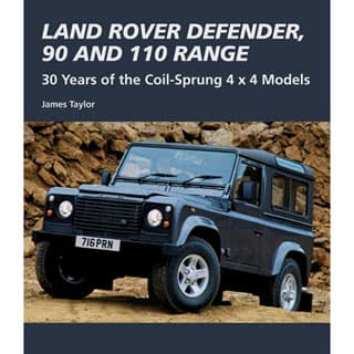 LAND ROVER DEFENDER 30 YEARS OF THE COIL-SPRUNG 4 X 4 MODELS
