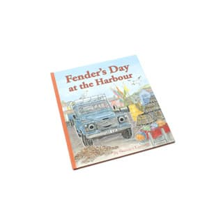 Fenders Day At The Harbor Childrens Book