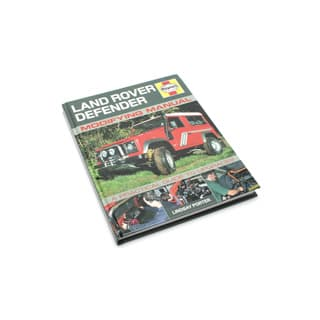 HAYNES LAND ROVER DEFENDER MODIFYING MANUAL