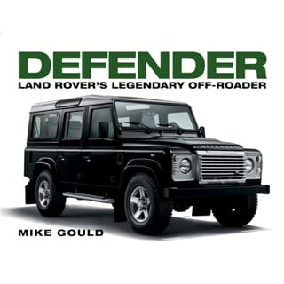 LAND ROVER DEFENDER BY MIKE GOULD