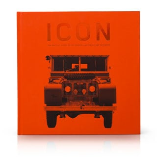 Icon Book 69 Years Of Series & Defender