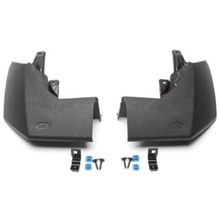 Mudflap Assembly Rear Pair For LR3
