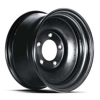 """Kahn Steel Wheel 16"""" X 8.5"""""""