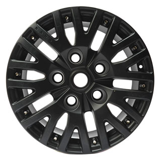 "KAHN ALLOY WHEEL 18"" x 8"" BLACK"