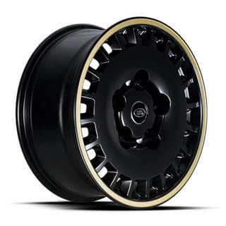 "KAHN ALLOY WHEEL 18"" X 8""  RETRO STYLE"