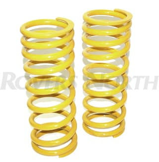 Coil Spring Set Rear 110, 420Lb/Inch
