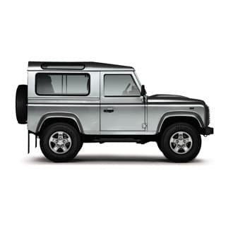 Land Rover Defender 90 Roof Top