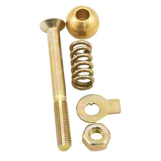 REPLACEMENT DOOR HINGE HARDWARE KIT- SLOT HEAD - UP TO 1999