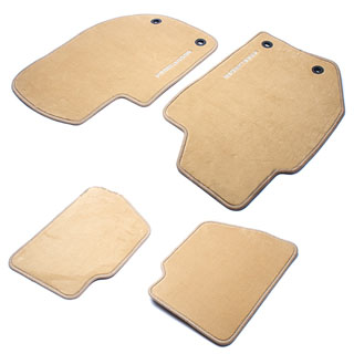 CARPET SET FREELANDER ALPACA FROM (V)4A000001 ON