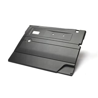 Interior Trim RHF Door Defender Black