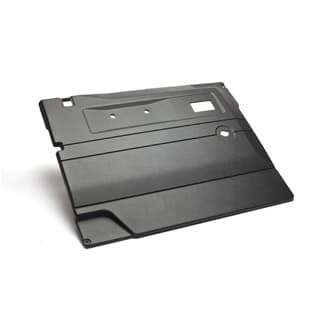 Interior Trim LHF Door Defender Black