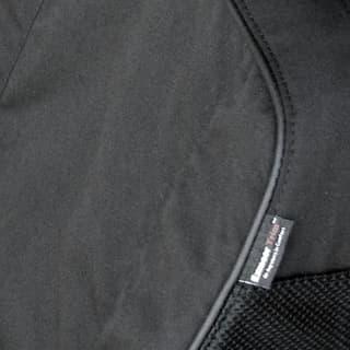 Seat Cover 60/40 Puma 07+ Black Canvas