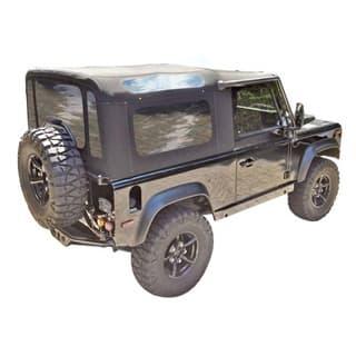 Land Rover Defender Exmoor Canvas Tops