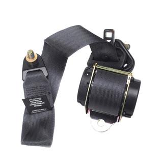Seat Belt Assy LH Rear Discovery II