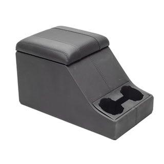 PREMIUM CUBBY BOX -G4 DIMPLE CENTER PANEL / BLACK STITCHING